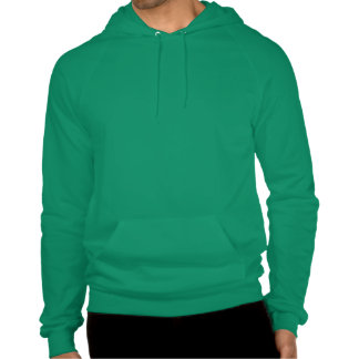 Not Lucky, Just Awesome Hoodie