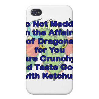 Not meddle blue dragon head iPhone 4/4S covers