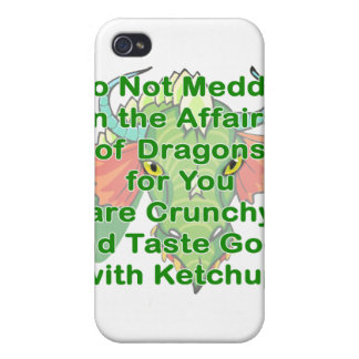 Not meddle green dragon head iPhone 4/4S covers