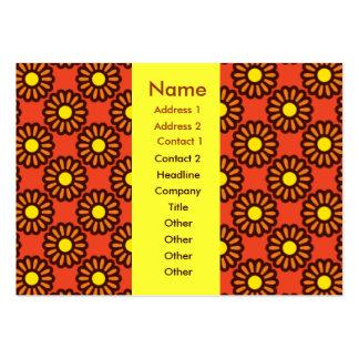 Not Mellow Yellow Business Card