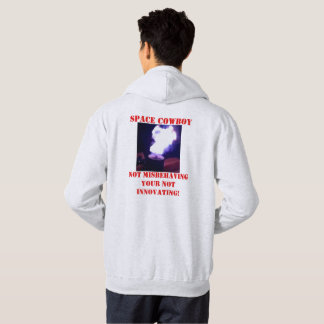 Not misbehaving your not innovating! hoodie