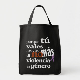 Not More Violence of Sort Tote Bag