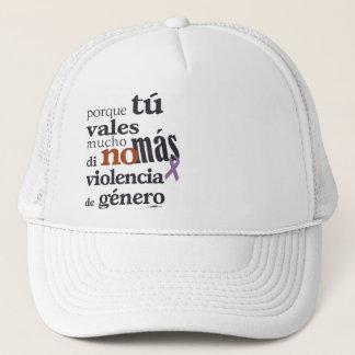 Not More Violence of Sort Trucker Hat