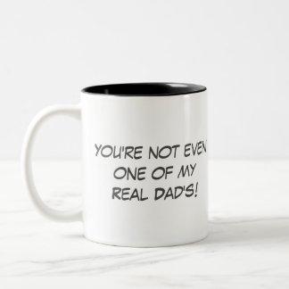 Not my dad mug