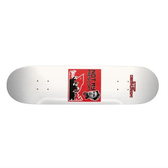 not my dear leader sk8 skateboard