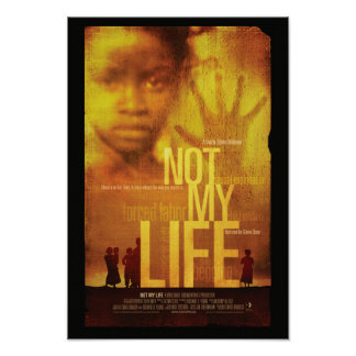 Not My Life Film Poster
