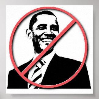 NOT MY PRESIDENT! Poster