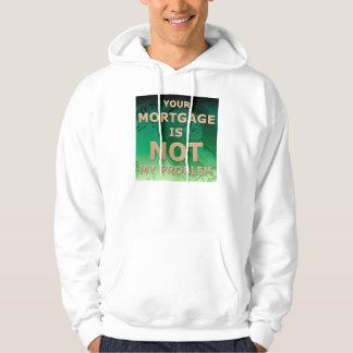 Not My Problem Hooded Sweatshirt
