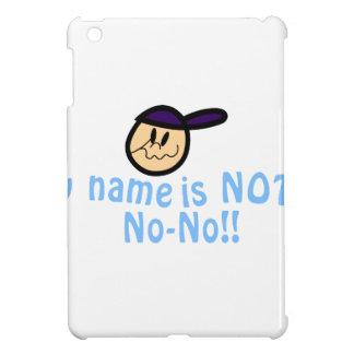 Not No-No iPad Mini Cases