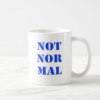 Not Normal Coffee Mug