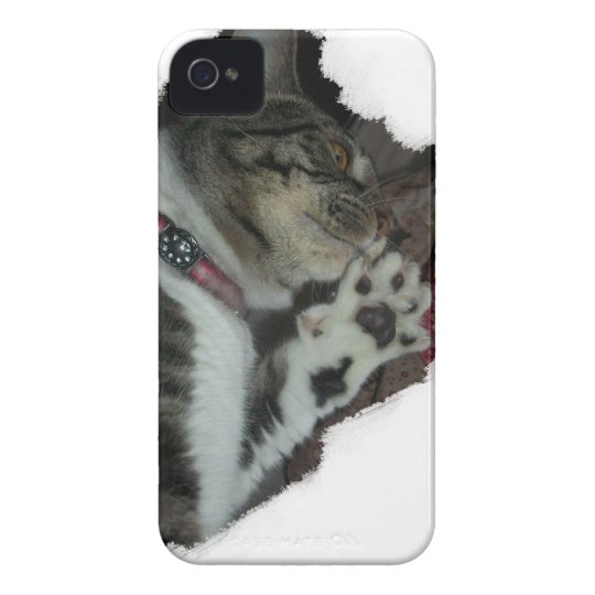 Not Now...I'm Busy iPhone 4 Cover