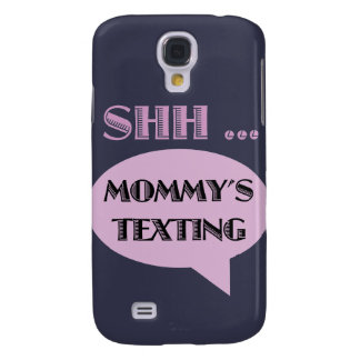 Not Now I'm Texting Samsung Galaxy S4 Case