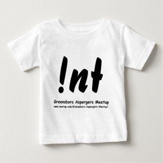 Not nt Greensboro Aspergers Meetup Infant T-shirt