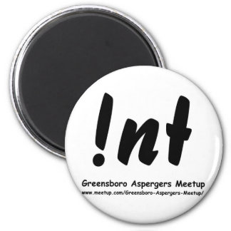 Not nt Greensboro Aspergers Meetup with web Magnet