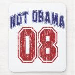 Not Obama 08 Vintage Mouse Pad