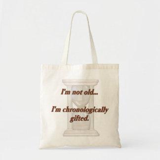 Not Old Humor Tote Bag