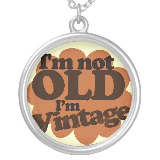 Not Old just Vintage Pendants