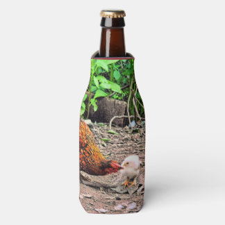 Not One Peep Out Of You! Bottle Cooler
