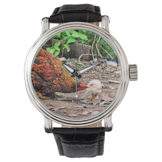 Not One Peep Out Of You! Wristwatch