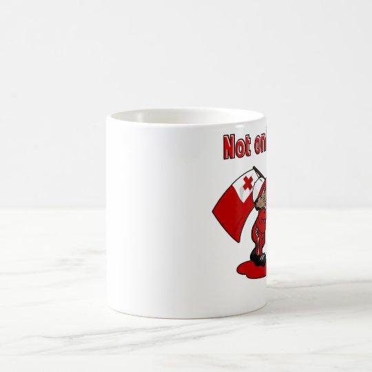 Not only am I cute I'm Tongan too Coffee Mug