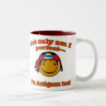 Not only am I perfect I'm Antiguan too! Coffee Mugs