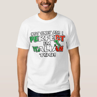 Not Only Am I Perfect T Shirt