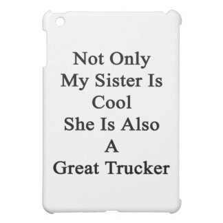 Not Only My Sister Is Cool She Is Also A Great Tru iPad Mini Covers