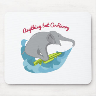Not Ordinary Mouse Pad