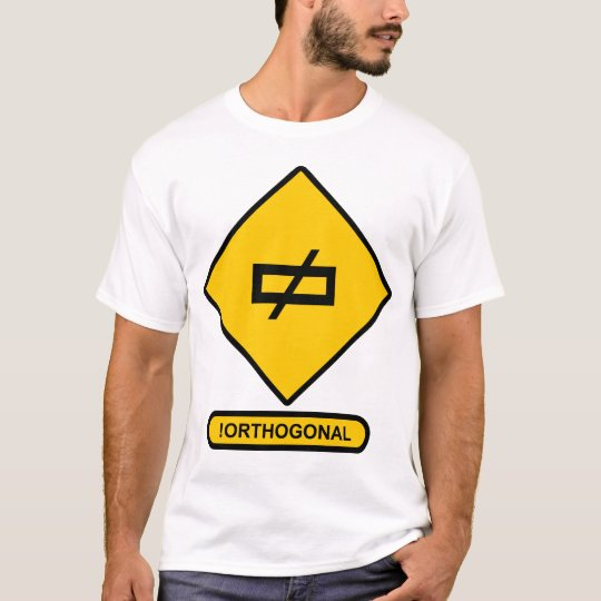 Not Orthogonal T-Shirt
