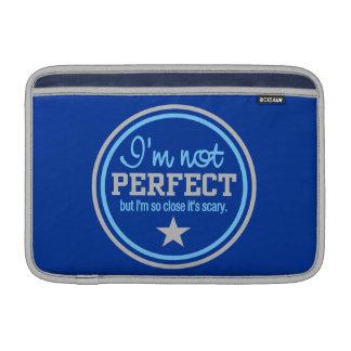 Not Perfect custom iPad / laptop sleeve MacBook Air Sleeves