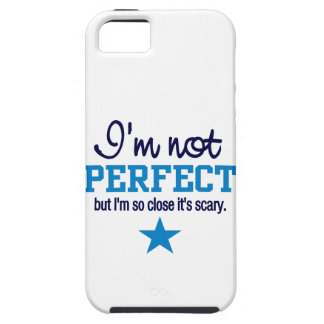 Not Perfect iPhone Case-Mate, customize Case For The iPhone 5