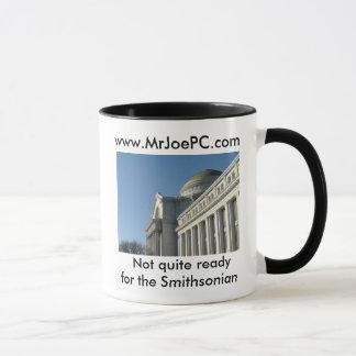 Not quite ready mug