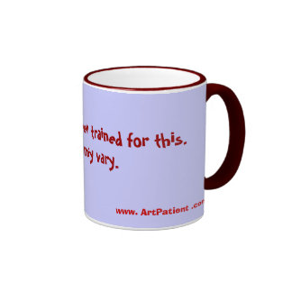Not-Really-Been Trained Mug