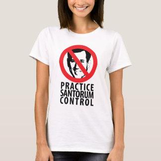 Not Rick Santorum in 2012 T-Shirt
