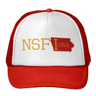 Not Safe for Iowa Trucker Hat