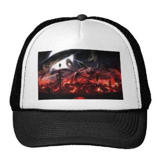Not scarey .) trucker hat