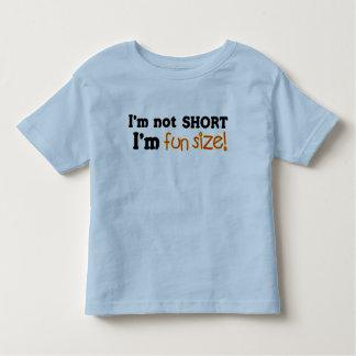 Not Short, Just Fun Size Tees