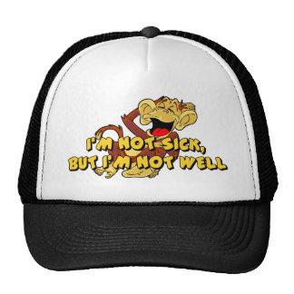 NOT SICK TRUCKER HAT