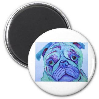 not smug pug fridge magnets