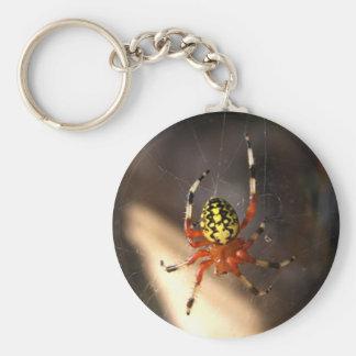 Not so Itsy Bitsy Spider Keychain