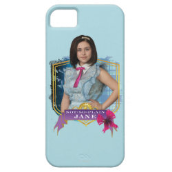 Case-Mate Vibe iPhone 5 Case with Descendants Not-So-Plain Jane design