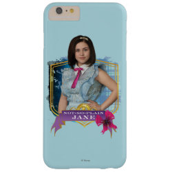 Case-Mate Barely There iPhone 6 Plus Case with Descendants Not-So-Plain Jane design