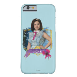 Case-Mate Barely There iPhone 6 Case with Descendants Not-So-Plain Jane design