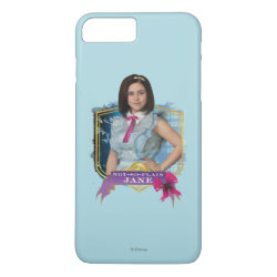Case-Mate Tough iPhone 7 Plus Case with Descendants Not-So-Plain Jane design