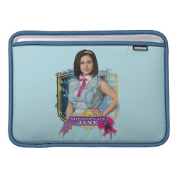 Macbook Air Sleeve with Descendants Not-So-Plain Jane design