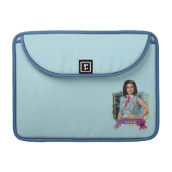 Macbook Pro 13' Flap Sleeve with Descendants Not-So-Plain Jane design