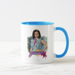 Combo Mug with Descendants Not-So-Plain Jane design