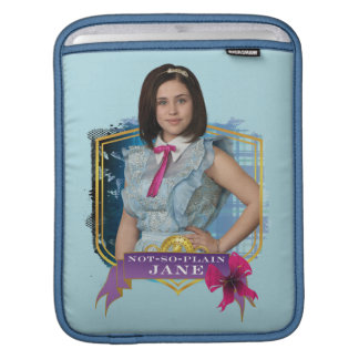 Not-So-Plain Jane Sleeve For iPads
