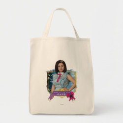 Grocery Tote with Descendants Not-So-Plain Jane design