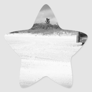 Not So Safe Star Sticker